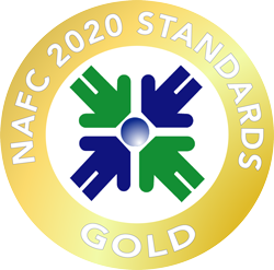 NAFC Standards Gold Seal
